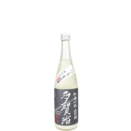 多賀治 純米吟醸山田錦 にごり生原酒 2018BY