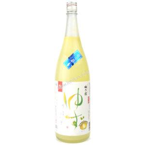 梅乃宿 クールゆず酒 1800ml