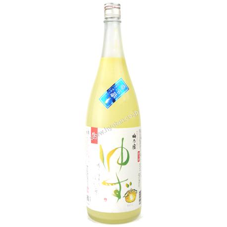 2019 梅乃宿 クールゆず酒1800ml