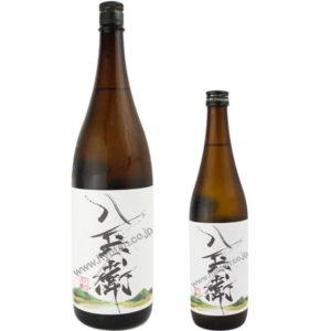 2019BY 酒屋 八兵衛 十五夜 純米酒