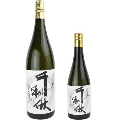 堺の御酒 千利休 純米吟醸酒(火入)