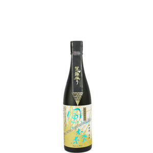 風の森 笊籬採り 山田錦80 純米酒 720ml