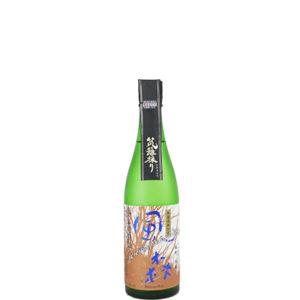 風の森 笊籬採り 雄町80 純米酒 720ml