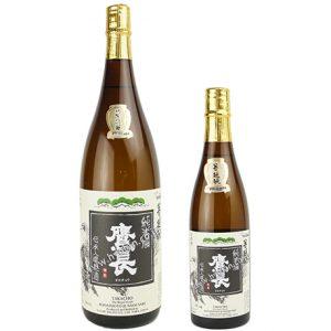 鷹長 菩提元 純米酒(火入)