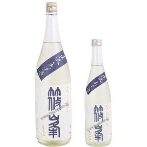 篠峯 ろくまる 雄山錦 純米吟醸 無濾過生原酒