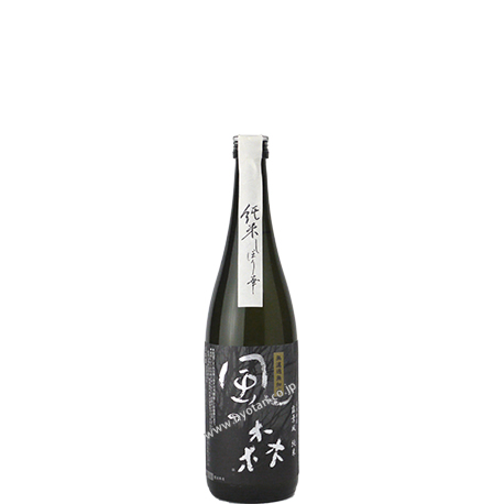 2018BY(30BY) 新酒 風の森 露葉風80 純米酒720ml