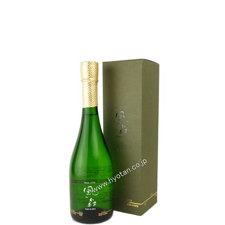 ⾵の森「油⻑酒造300周年記念酒」
