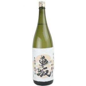 車坂 純米大吟醸 四割磨き(出品酒)生原酒1800ml