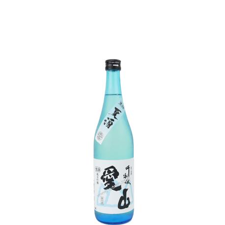 R02BY 千利休 愛山 純米吟醸 夏生詰酒