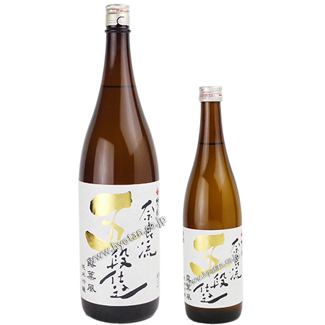 30BY 梅乃宿 奈良流五段 露葉風 純米吟醸