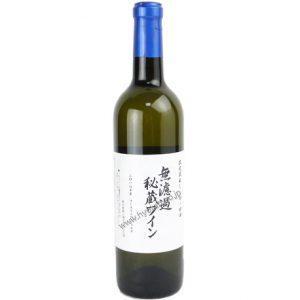 朝日町ワイン 限定蔵出し 2018無濾過秘蔵ワイン 白甘口 720ml