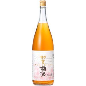 萬歳楽(まんざいらく) 加賀梅酒