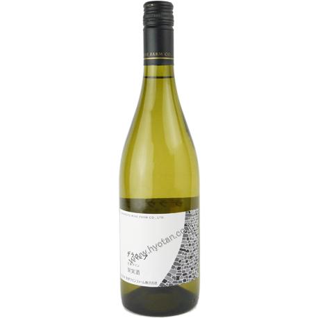デイリーな白ワイン(新ラベル)