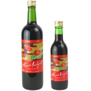 熊本ワイン マスカットベリーA
