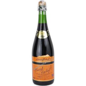 高畠ワイン 2018 亜硫酸無添加 スパークリング マスカットベリーA 750ml