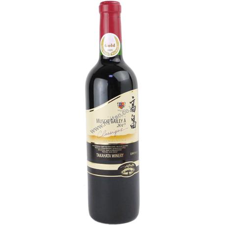 ゴールド賞受賞の赤ワイン