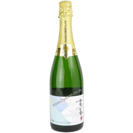 2018高畠 新酒スパークリング デラウェア750ml