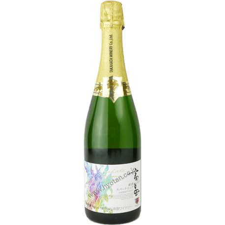2019高畠 新酒スパークリング デラウェア