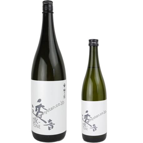 2019梅乃宿 UK-TONE(透音) 純米吟醸酒