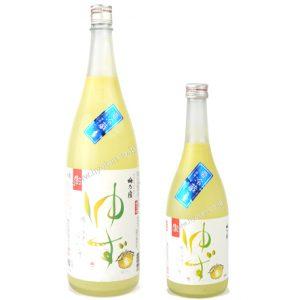 梅乃宿 クールゆず酒