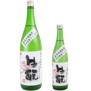 梅乃宿 特別純米生酛(キモト)仕込無濾過生原酒