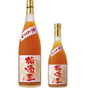 老松酒造 梅酒王