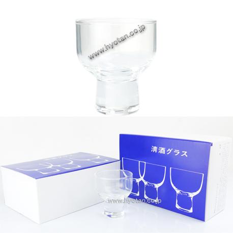 清酒グラス(大) 110ml (1ケース6個入り)