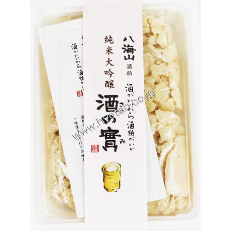 八海山の酒の實 純米大吟醸酒粕 300g