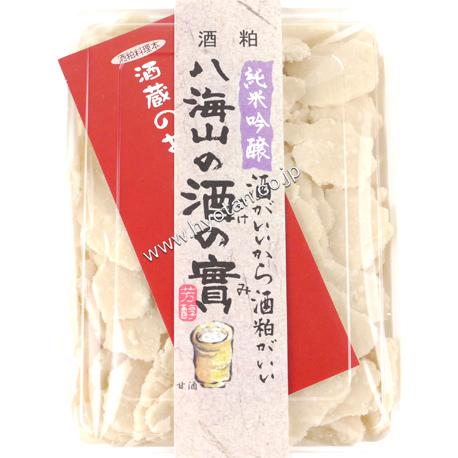 八海山の純米吟醸酒粕