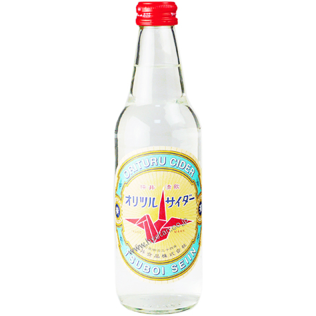 オリツルサイダー(復刻版)340ml瓶