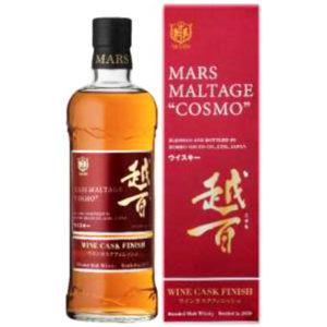 マルス モルテージ 越百(コスモ) ワイン カスクフィニッシュ700ml