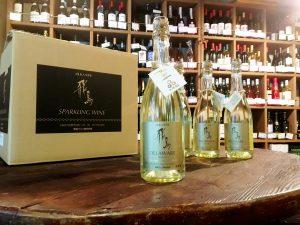 飛鳥ワイン スパークリング デラウェア