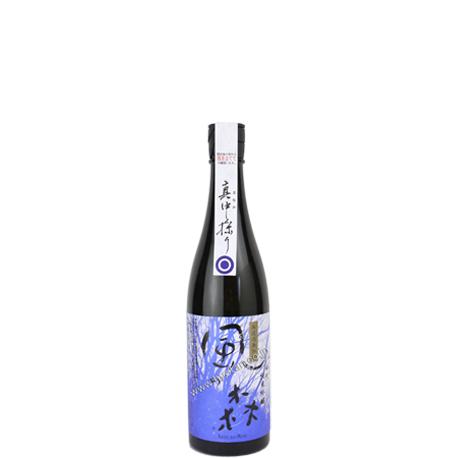 2018BY 風の森 雄町60 純米吟醸 真中採り