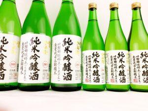 酒屋 八兵衛 伊勢錦 純米吟醸酒