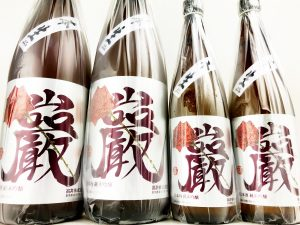 29BY 巖(いわお) 純米吟醸 SUB ROZA