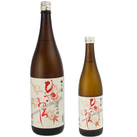 ひやおろし 梅乃宿 山廃純米吟醸 30BY