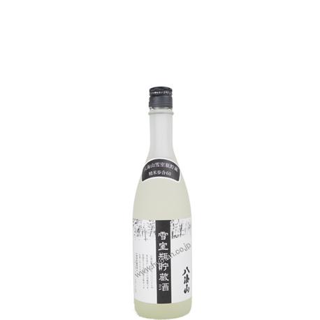 八海山の雪室プロジェクト酒