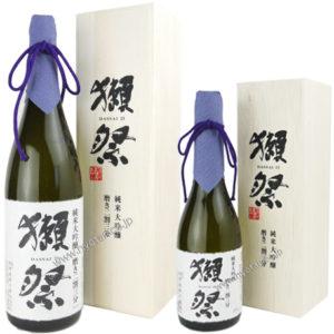 獺祭 純米大吟醸 磨き二割三分 (木箱入り)