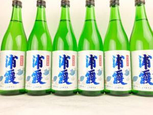 30BY 浦霞 純米夏酒 バナー
