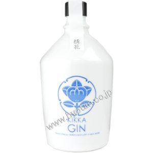 橘花 KIKKA GIN Batch 008 Glass bottle 700ml(箱なし)