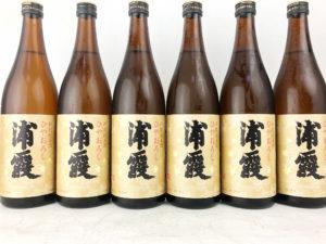 30BY 浦霞 特別純米酒 ひやおろし バナー