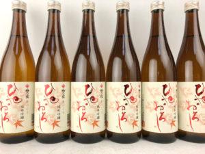 ひやおろし 梅乃宿 山廃純米吟醸 30BY バナー