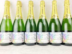 2019高畠 新酒スパークリング デラウェア750ml バナー