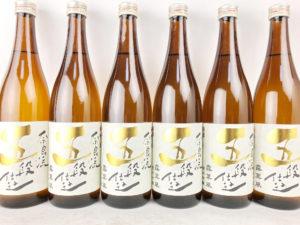 30BY 梅乃宿 奈良流五段 露葉風 純米吟醸 バナー