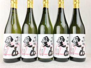 2018BY 堺の御酒 千利休 純米吟醸 愛山 バナー