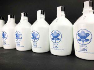 橘花 KIKKA GIN Batch 008 Glass bottle 700ml バナー