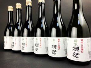 新生獺祭 純米大吟醸45 バナー