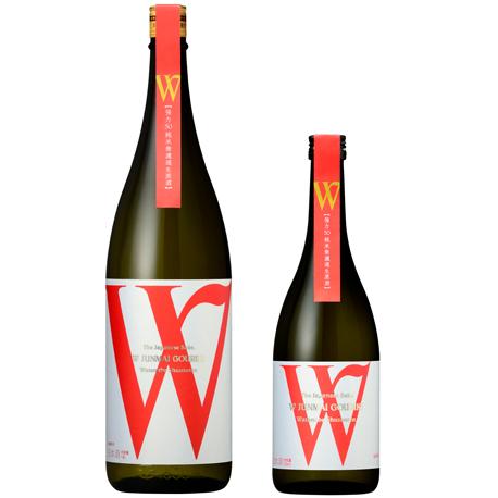 R02BY W(ダブリュー)  強力 純米無濾過瓶火入原酒