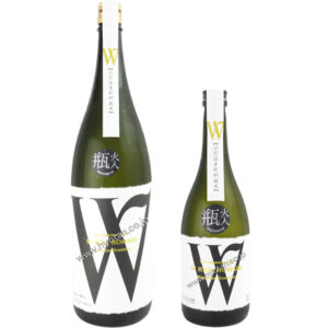 R01BY W(ダブリュー)  飛騨ほまれ 純米無濾過瓶火入原酒