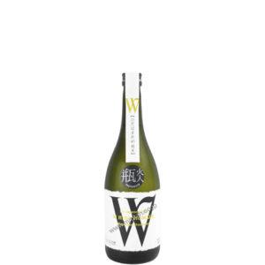 W(ダブリュー)  飛騨ほまれ 純米無濾過瓶火入原酒720ml